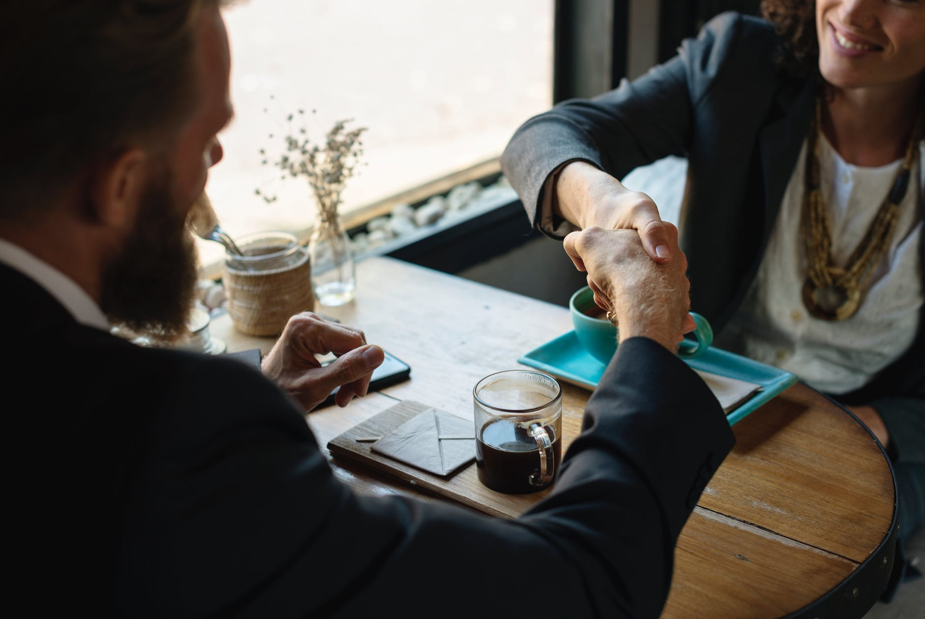 How to book a client on your first meeting