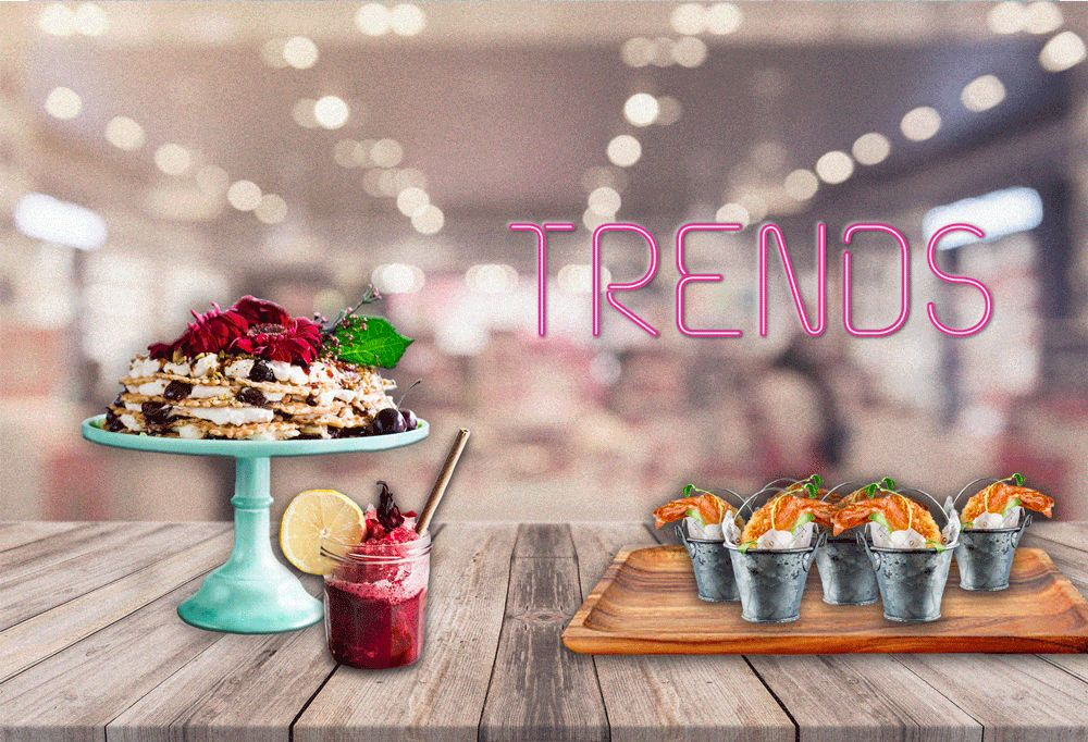 catering trends