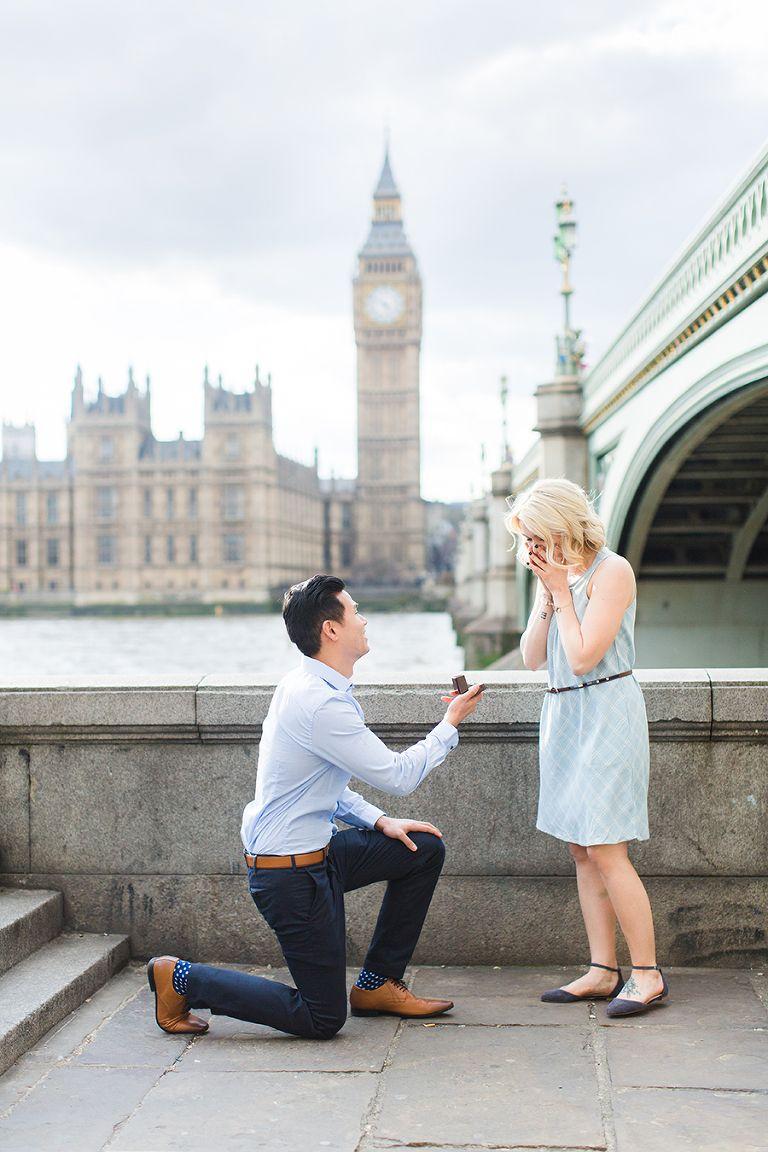 London proposal idea
