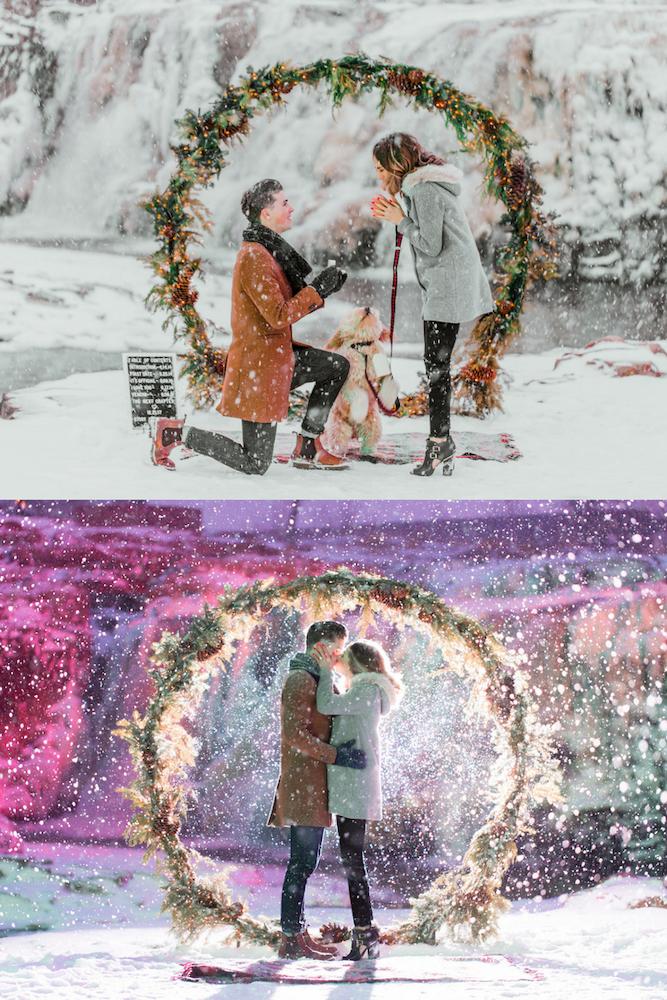 winter proposal idea
