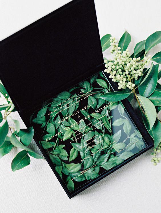 wedding invitation in Wedding Checklist process