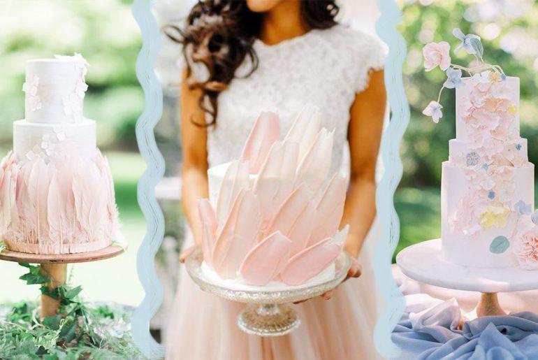 wedding cake decorations