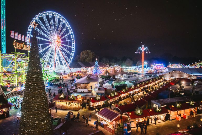 UK Christmas Market